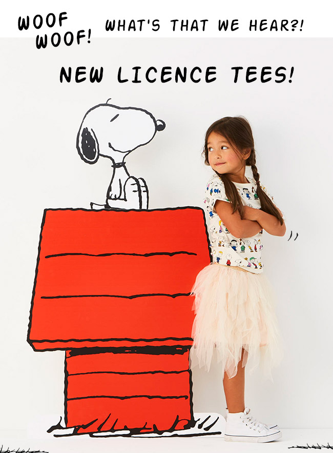 Shop License Tees