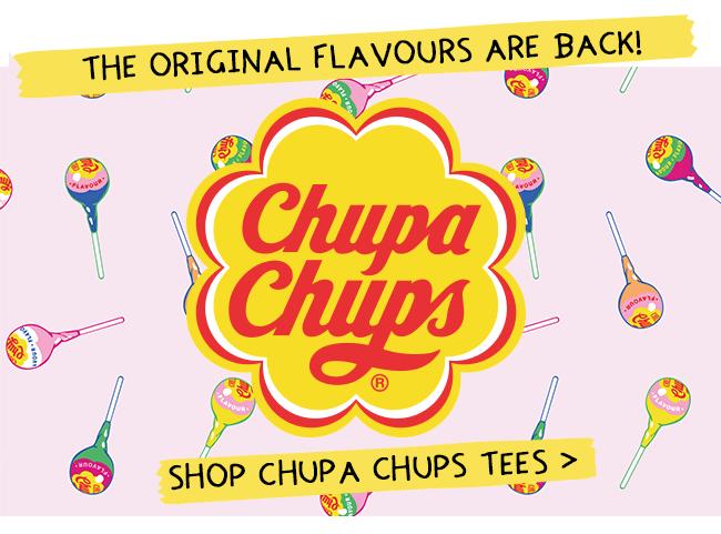 Shop Chupa Chups Tees
