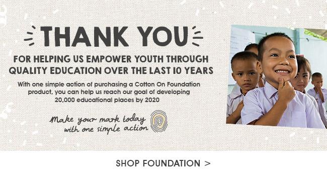 Shop Foundation