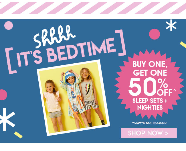 Shop Sleep Sets & Nighties