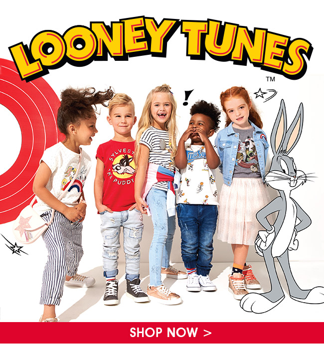 Shop Looney Tunes Now