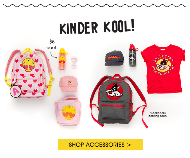 Shop Looney Tunes Accessories