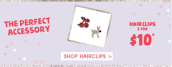 Shop Hairclips