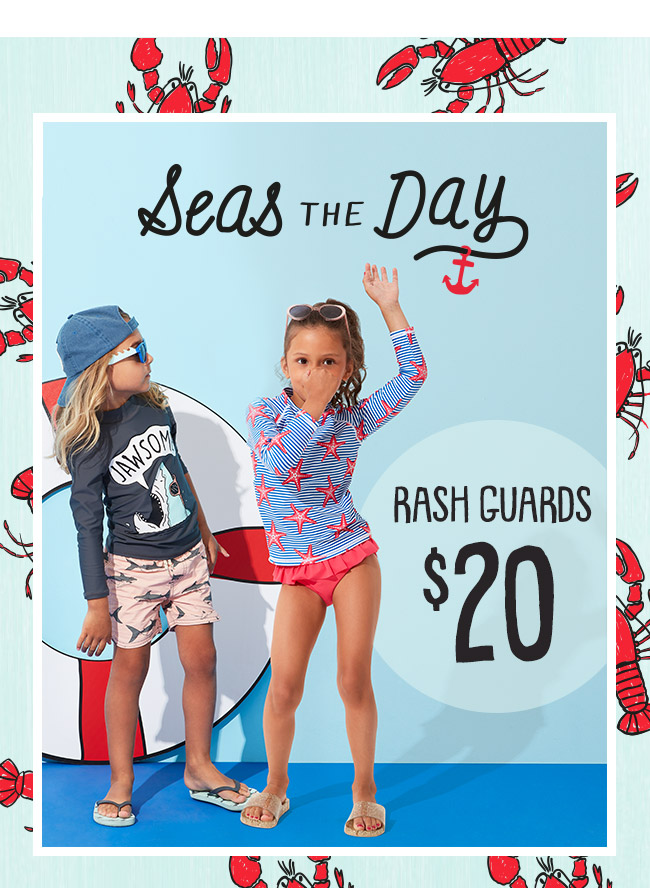 Shop Rash Guards