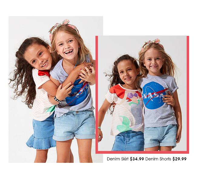 Shop New Girls License Tops
