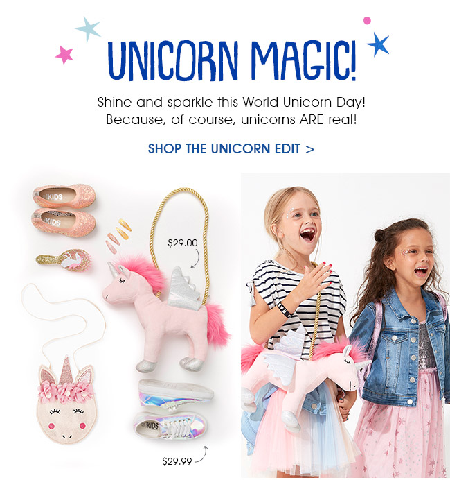 Shop The Unicorn Edit