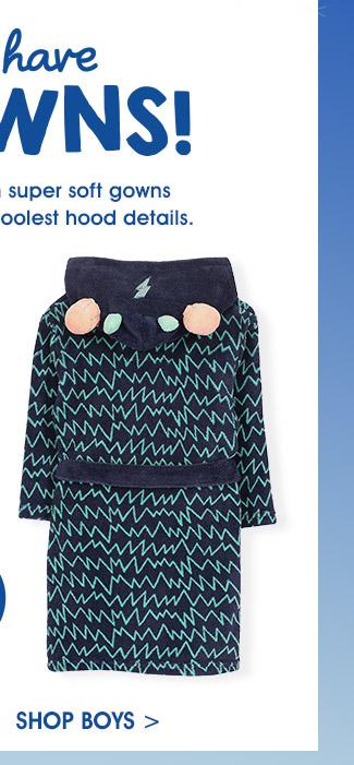 Shop Boys Gowns