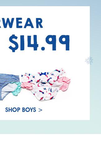 Shop Boys Underwear