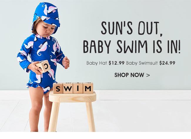 Shop Baby Swim