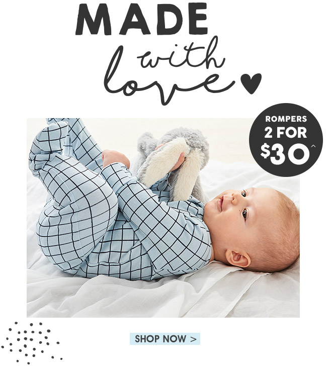Shop Baby Rompers