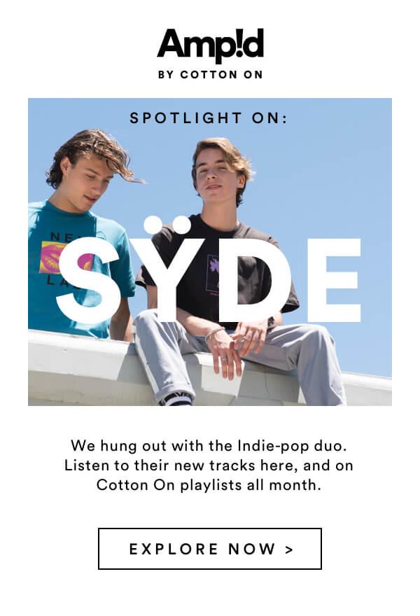 Amp!d spotlight on SYDE