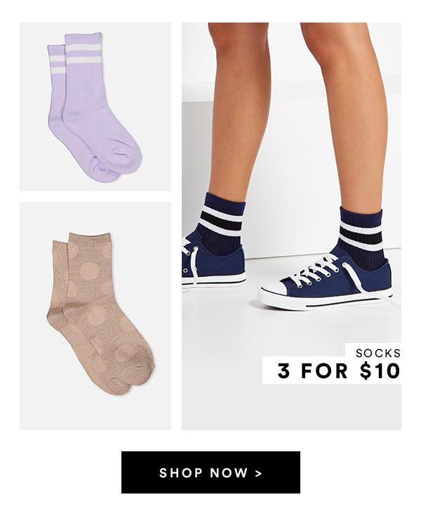 Free Shipping! | Shop Socks