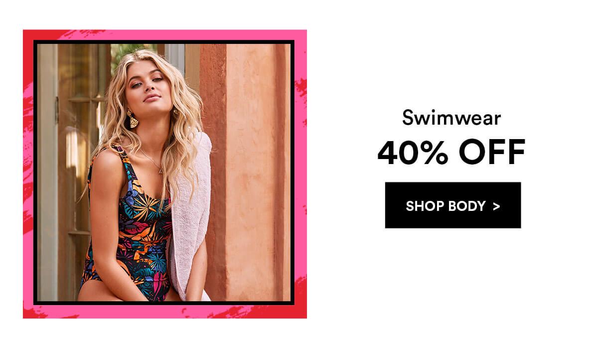 Swimwear 50% Off