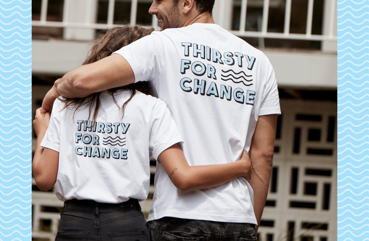 Are you thirsty for change?