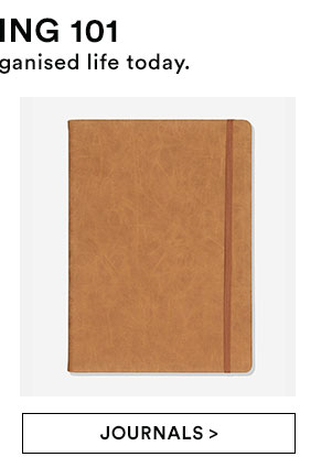 Shop Journals