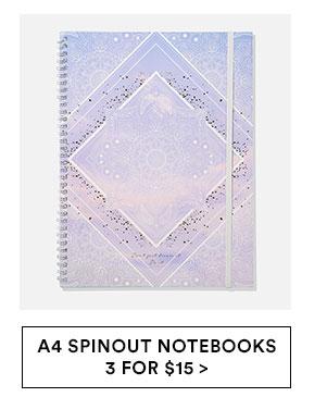 Shop Notebook Offers