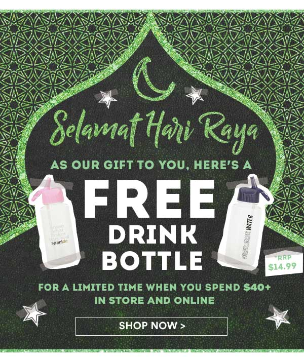 Free Drink Bottle