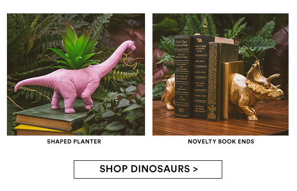 Limited time only. Shop Dinosaurs!
