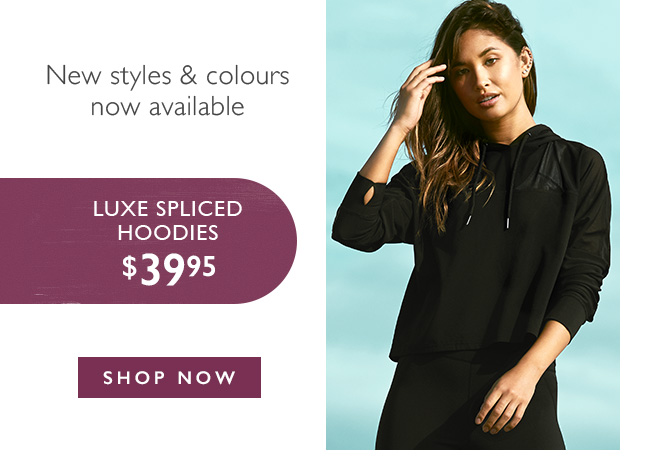 Cotton On Body | Shop Luxe Spliced Hoodies
