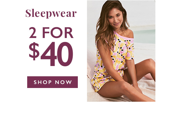 Cotton On Body | Shop Sleepwear