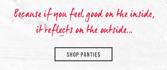 BODY | SHOP PANTIES