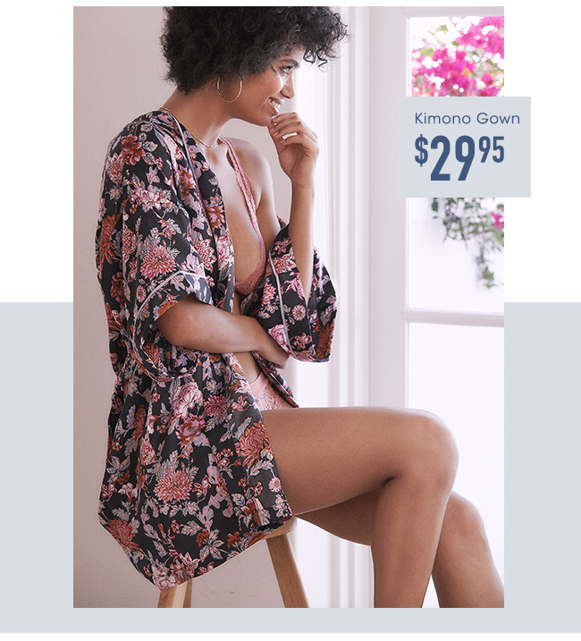 Shop Kimono Gown