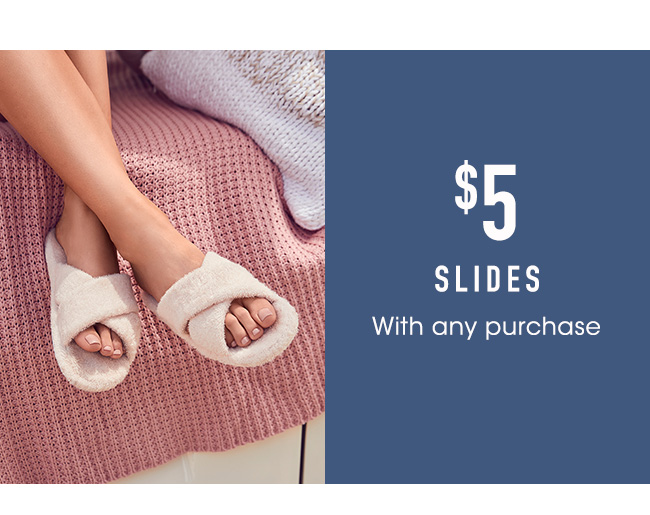 Shop $5 Slides