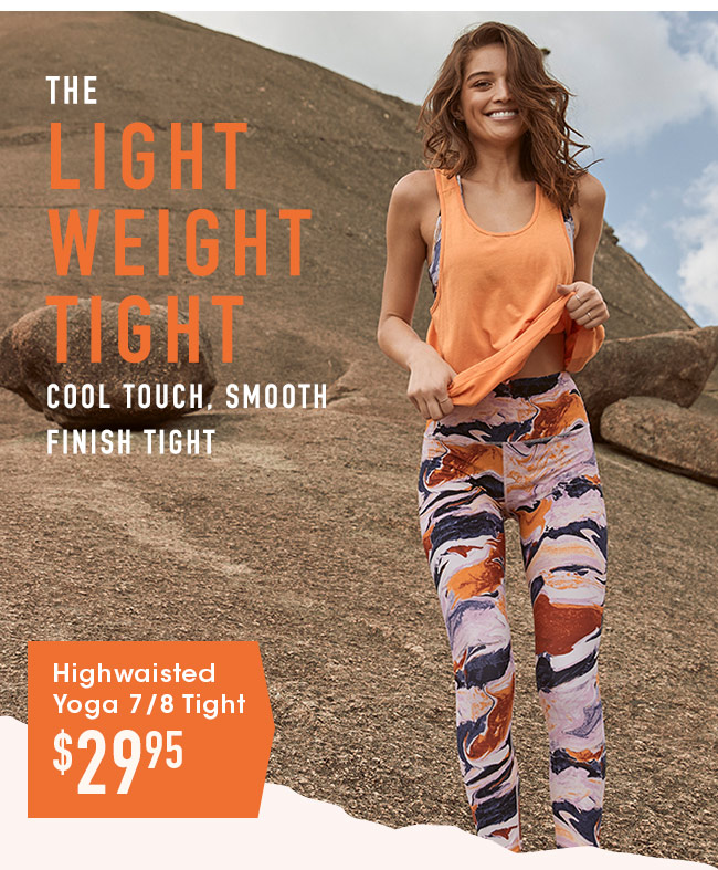 BODY   THE LIGHTWEIGHT TIGHT   SHOP NOW