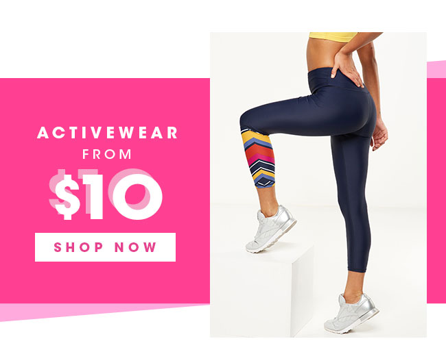 BODY SALE | UP TO 50% OFF | SHOP ACTIVE