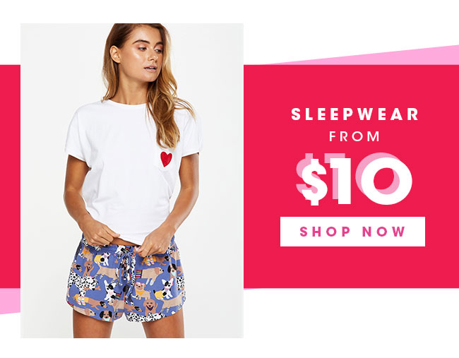 BODY SALE | UP TO 50% OFF | SHOP SLEEPWEAR