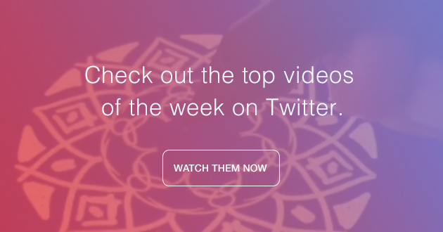 Check out the best videos being shared on Twitter. Watch them now.