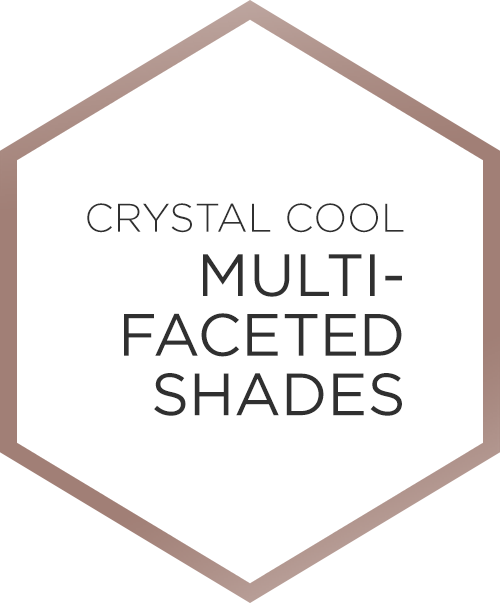CRYSTAL COOL MULTI-FACETED SHADES