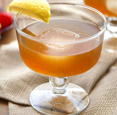 Maple Amaretto Sour