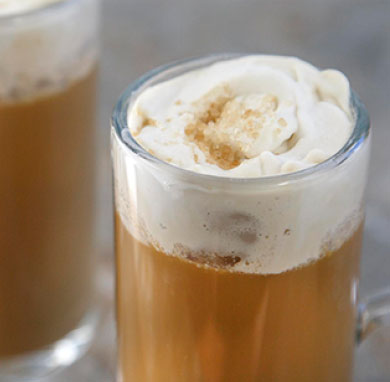 Maple Irish Coffee